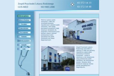 Zespół Przychodni Lekarza Rodzinnego GOS-MED sp.j. - Psycholog Gostyń