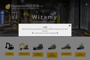 HammerSerwis - Maszyny budowlane Przeźmierowo