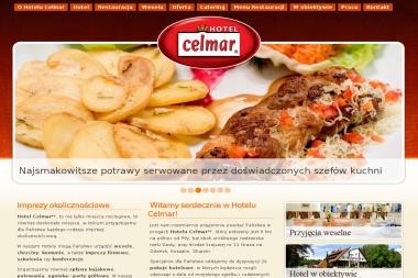 HOTEL RESTAURACJA  CELMAR - Lokale gastronomiczne Pi艂a