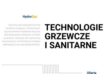 Firma Usługowa Hydrogaz - Instalacje grzewcze Przemyśl