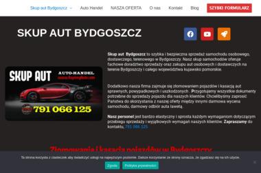 Auto Skup Damian Zajdlewicz - Samochody osobowe używane Nowe smolno