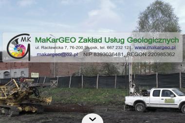 Zakład Usług Geologicznych MaKarGEO - Geolog Słupsk