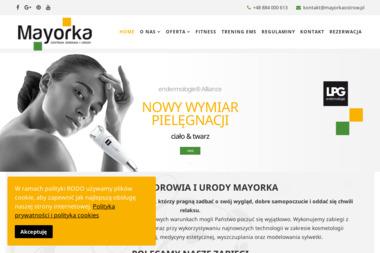 Centrum Zdrowia i Urody MAYORKA - Zabiegi na ciało Ostrów Wielkopolski