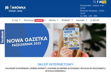 Market Lobo Spółka z ograniczoną odpowiedzialnością S.K.A - Materiały wykończeniowe Poznań