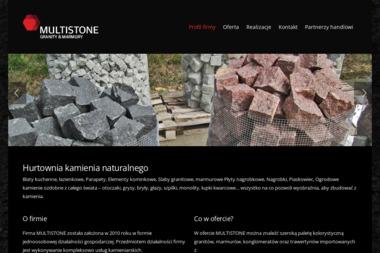 Multistone - Nagrobki Rawa Mazowiecka
