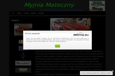 Myjnia Mateczny - Myjnie Kraków
