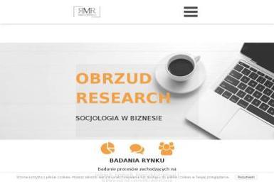 Obrzud Research - Badanie rynku Warszawa