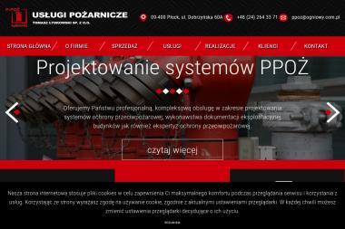Usługi Pożarnicze  Tomasz Łydkowski Sp. z o. o. - Firma audytorska Płock