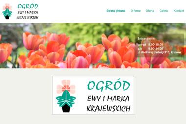 Ogród Ewy i Marka Krajewskich - Sadzonki Kraków