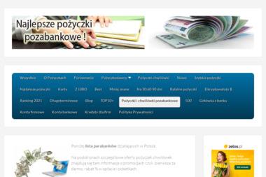 PozyczkaBez - Kredyt gotówkowy Poznań