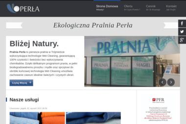 Pralnia Perła - Pranie i prasowanie Gdańsk