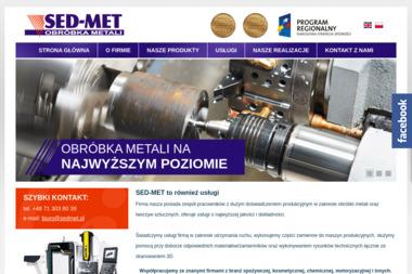 SED-MET - Obróbka metali Godzikowice