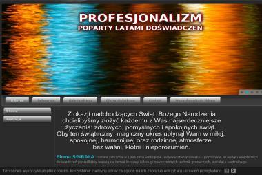 SPIRALA - Systemy Grzewcze Mogilno