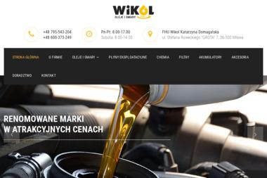 FHU WIKOL KATARZYNA DOMAGALSKA - Opał Mława