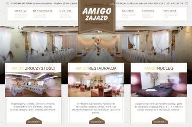 Zajazd AMIGO - Gastronomia Tarnobrzeg
