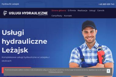 Usługi Hydrauliczne Adam Rydzik - Instalacje grzewcze Grodzisko Dolne