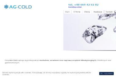 AG-COLD - Klimatyzacja Świętochłowice