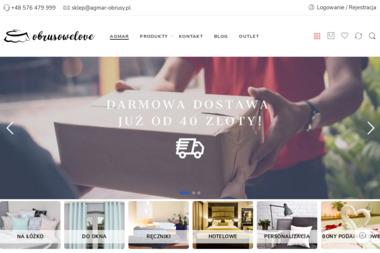 """P.P.H.U. """"AGMAR"""" - Wyposażenie kuchni Ujazd"""