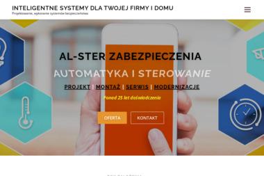 AL-STER - Alarmy Stargard