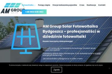 AM Group - Baterie Słoneczne Łochowo