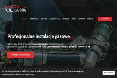 AutoGazCiejka - Auto gaz Jastrzębie-Zdrój