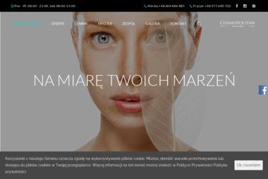 Cosmopolitan Klinika - Zabiegi Na Ciało Ząbki