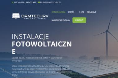 Damtech PV - Fotowoltaika Żuromin