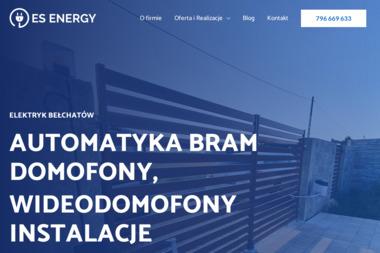 ES Energy - Domofony, wideofony Bełchatów