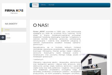 Firma KOS - Energia Odnawialna Kochanowice