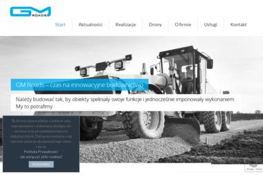 GM Roads - Układanie Asfaltu Wrocław