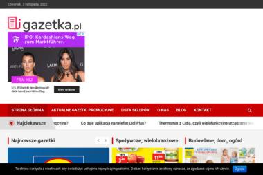iGazetka.pl - aktualne gazetki promocyjne - Portale internetowe Kraków