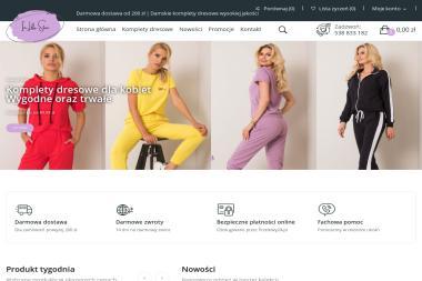 In Lila Store - moda damska wyprzedzająca trendy - Hurtownia odzieży Wadowice
