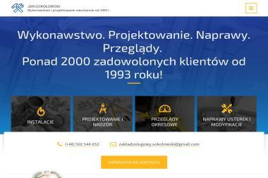 Zakład Usługowy Instalacji Sanitarnych, Gazowych i Ogrzewnictwa Jan Sokołowski - Instalacje grzewcze Krasnystaw