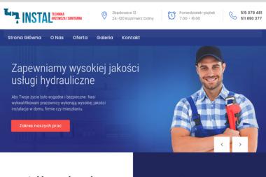 Instal Puławy - Instalacje gazowe Kazimierz Dolny