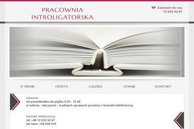 Pracownia Introligatorska - Usługi Itroligatorskie Kraków