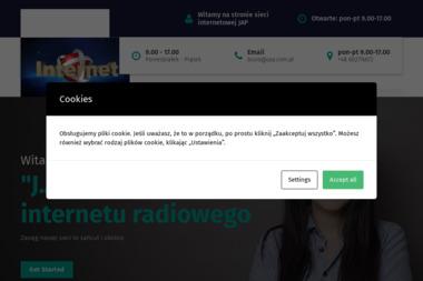 JAP Dostawca internetu - Internet Łańcut