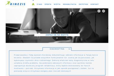 Gabinet Kinezis - Rehabilitanci medyczni Zduńska Wola
