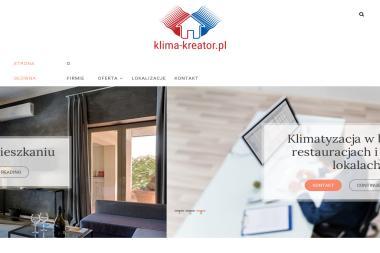 KLIMA-KREATOR - Klimatyzacja Dobra Wola