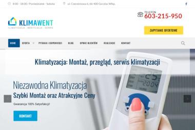 KlimaWent - Monterzy Wentylacji Gorzów Wielkopolski