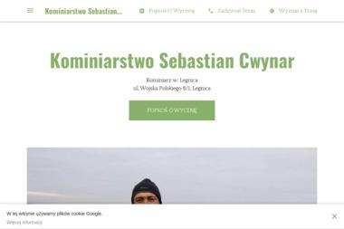 Kominiarstwo Sebastian Cwynar - Kominiarz Legnica