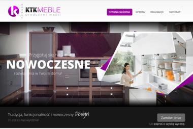 KTK MEBLE - Meble na wymiar Białobrzegi