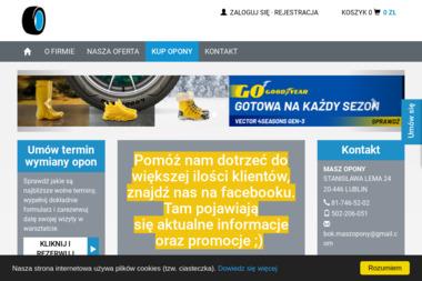 MASZ OPONY - Opony i felgi Lublin