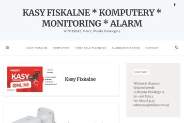 WINTERSAT - Alarmy Milicz
