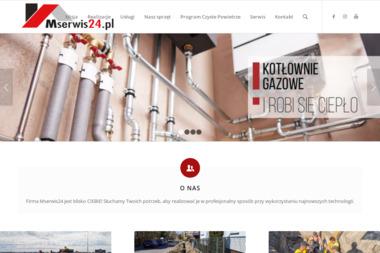 Mserwis24 - Instalacje Solarne Ostrołęka