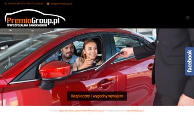 PremioGroup - Wypożyczalnia samochodów Strzelce Opolskie