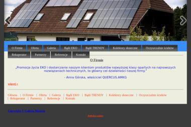QUERCUS - Solary do Ogrzewania Wody Nowy Tomyśl