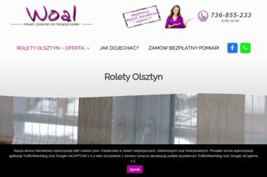 Rolety Olsztyn Woal - Sklep internetowy Olsztyn