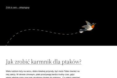 Sklepingrey.pl - artykuły z filcu i zestawy kreatywne - Pracownia Krawiecka Łódź
