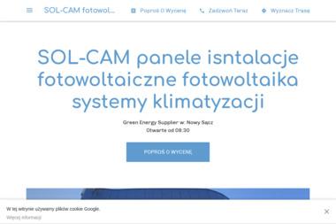 SOL-CAM - Kolektory słoneczne Nowy Sącz