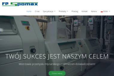 FP SPOMAX S.A. - Konstrukcje stalowe Ostrów Wielkopolski